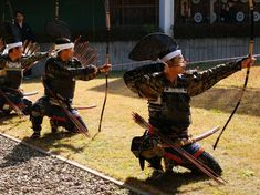 """Kyudo, """"the way of the bow"""", is a meditative form of archery that is so graceful, it has been likened to ballet."""