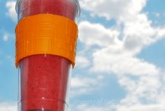 Sarah Dawn Designs: Summer Lemon - Berry Smoothie #Recipe