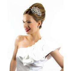 Fiore Swarovski Luxe Bridal Headband
