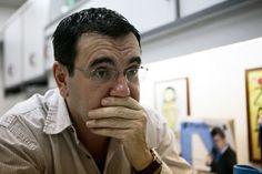 """¡CONMOVEDOR! El doloroso mensaje de Laureano Márquez: """"Me siento culpable por desayunar"""" - http://wp.me/p7GFvM-CJK"""