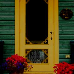 Love this screen door