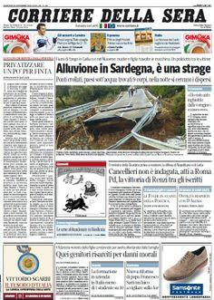 Il Corriere della Sera (19-11-13) Italian | True PDF | 48 pages | 18,01 Mb