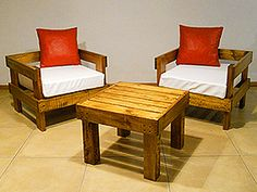 1000 images about sillas y sillones on pinterest pallet for Sillones de balcon