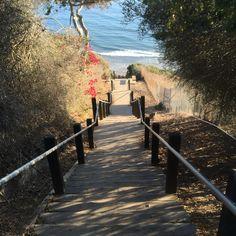 Mesa Lane steps Santa Barbara, CA