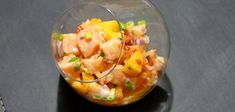 Новогодние идеи с края Земли: чилийский севиче из лосося Ceviche, Guacamole, Cantaloupe, Shrimp, Salsa, Food Porn, Mexican, Meat, Fruit