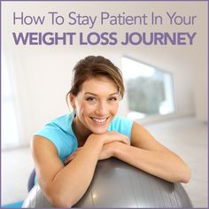 With a little shift in your thinking and patience, you can slow down a driving need for instant results but still see progress in your weight loss journey!