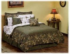 Browning Whitetails - Comforter Set - King by Browning Whitetails. $209.99. Made from 100% cotton. Set includes comforter, bedskirt and 2 pillow shams