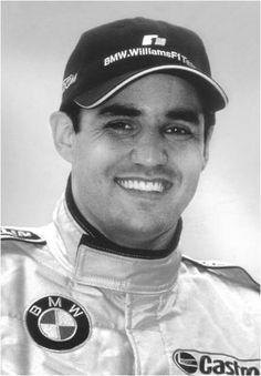 Juan Pablo Montoya - F-1 driver