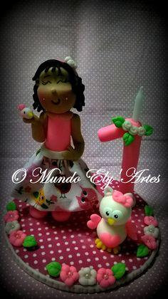 #topodebolo #biscuit #jardimencantado #omundodeely'artes https://www.facebook.com/OMundoDeElyArtes/?ref=bookmarks