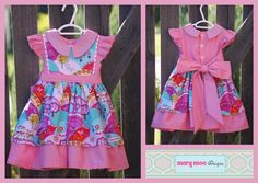 Georgia Vintage Dress by The Cottage Mama https://www.facebook.com/marymoodesigns/photos_stream