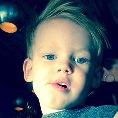 Hilary Duff shares a photo of Luca Comrie on instagram