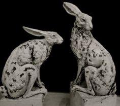 Tanya Brett, hares