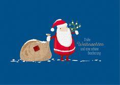 Frohe Weihnachten & eine schöne Bescherung   Frohe Weihnachten   Echte…