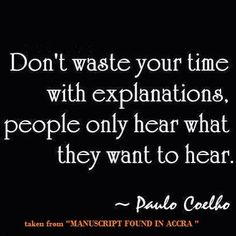 Don't waiste your time with....