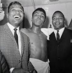 Sugar Ray Robinson, Muhammad Ali, and Jim Brown Legends🏆 Muhammad Ali, Kickboxing, Muay Thai, Jiu Jitsu, Sugar Ray Robinson, Non Plus Ultra, Jim Brown, Float Like A Butterfly, Boxing Champions