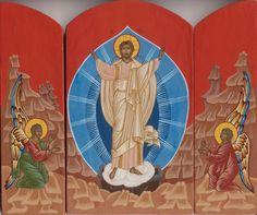 Ylösnoussut Kristus