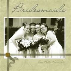 Wedding Scrapbook Pages on Pinterest | Wedding Scrapbook Layouts ...