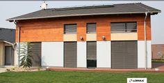 Vonkajšie žalúzie LOMAX C80 Garage Doors, Outdoor Decor, Home Decor, Decoration Home, Room Decor, Home Interior Design, Carriage Doors, Home Decoration, Interior Design