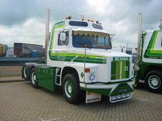 Scania LB 111 tractor of Patrick///////////