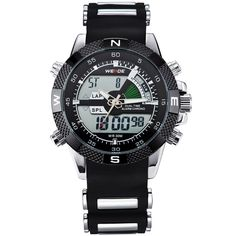 Find More Sports Watches Information about Hot! WEIDE Watches Men Luxury Brand Famous Logo Military LCD Luminous Analog Digital Date Week Alarm Display Relogio Masculino,High Quality sport watch women,China sport digital watch Suppliers, Cheap watch sport center from Guangzhou WEIDE  Watch Co.,Ltd on Aliexpress.com