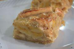Receita de Receita de Torta de banana rápida