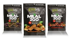 Bite-Sized Meal Replacements - This Tasty Nutrition Bar is Designed to Fully Replace Daily Meals (GALLERY)