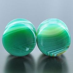 Green Banded Agate #GGB-014-2-C