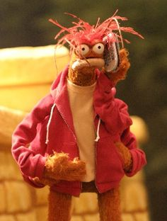 Pepe the King Prawn - I am not a shrimp, I am a prawn!