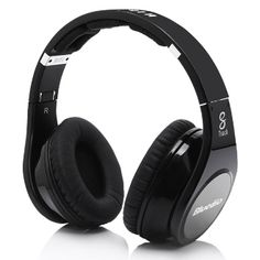 Bluedio R Wireless Bluetooth Stereo Headset with Subwoofer, 8 speakers with 3D sound. MP3 readiness with SD card slot.