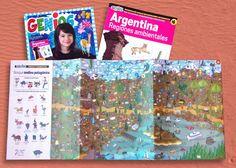 Ilustrador Alexiev Gandman: Buscando en el Bosque Andino Patagónico - Revista ...