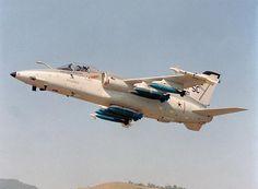 air_AMX_Brazil_armed_lgt Attack Aircraft