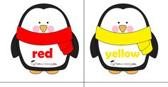 free_Penguin Hats Color Matching.pdf