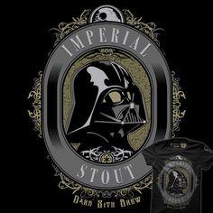 Imperial Stout #starwars #fanart