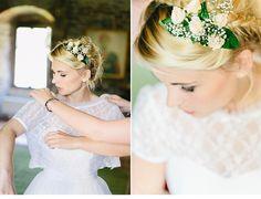 Maria und Michael, Vintage-Hochzeit auf Burg Wanzleben von Carmen and Ingo Photography - Hochzeitsguide