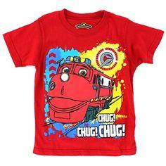 Chuggington Boys Short Sleeve Tee (2T, Red Chug Chug Chug) Chuggington http://www.amazon.com/dp/B019OXOC7K/ref=cm_sw_r_pi_dp_0q51wb1Y5RK3M