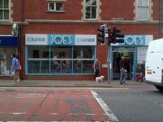 Joe's Ice Cream, Cardiff