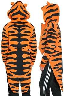 The Jeremy Scott Tiger Tuxedo Jacket Transforms You Into a Predator #jeremyscott #hotfashion