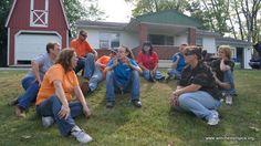 SPCA Staff @ Pawfest 2012