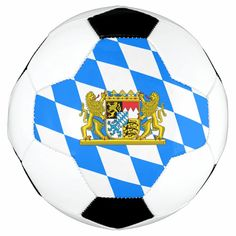 Bavarian flag soccer ball - tap to personalize and get yours #soccerball #bavaria, #bavarian, #flags, #bavaria #flag, Soccer Gear, Soccer Ball, Old Fashioned Games, Family Fun Night, Pool Toys, Permanent Marker, Artwork Design, Teamwork, Kids Learning