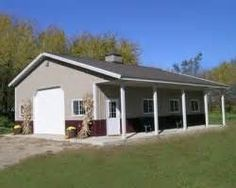 1000 images about pole barn homes on pinterest morton for 24x40 garage kit