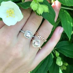 Do your u live rose gold ?😘 these two morganite and diamond rings retail for only $1990 ... the little rose stacker looks good too 🙈. #portfairyjeweller #rosegold #morganite #diamond #christmas #portfairy  #Regram via @loveleskesjewellers Rose Gold Jewelry, Gold Jewellery, Little Rose, Melbourne Cup, Diamond Rings, Jewelry Stores, Wedding Rings, Retail, Engagement Rings