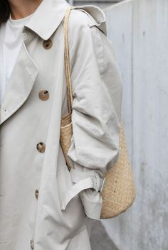 Style details. Muted tones.