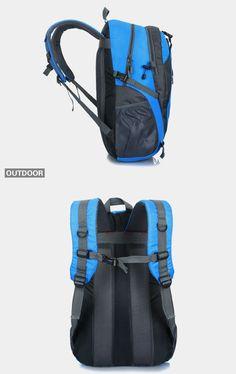 cd6a007edb01 Escolar Designer High Quality Unisex Nylon Waterproof Men Backpack. Men  Backpack mochila masculina Waterproof Back Pack Designer Backpacks Male ...