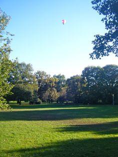 Clara-Zetkin park Leipzig