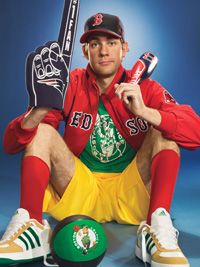 John Krasinski - Red Sox