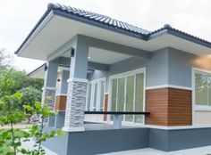 100 Best Desain Teras Rumah Minimalis Images In 2020 House Styles House Design Modern Bungalow House