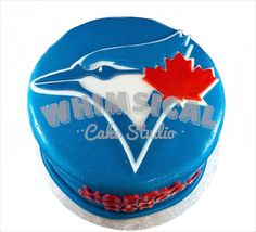 Whimsical Cake Studio is an artisan bake shop in the Garneau area. We create custom cakes, wedding cakes and many confections in our Edmonton bakery. 12th Birthday Cake, Vintage Cakes, Bird Party, Cakes For Men, Toronto Blue Jays, Sports Teams, Custom Cakes, Cake Designs, Cake Ideas