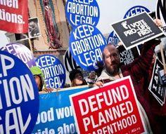 #GOP congressman likens abortion to slavery