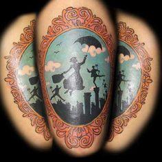 #julieandrews #silouettetattoo #justaspoonfullofsugar #marypoppins #supercalifragilistichespiralidoso #supercalifragilisticexpialidocious #tattoo #tattoart #lamoglietatuata