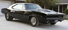 1966 dodge charger 426 hemi - This is a bad ass!